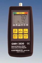 Präzisions-Materialfeuchte-Messgerät GMH 3831