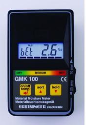 GMK 100 Holz- und Baufeuchtemessgerät