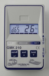 GMK 210 Materialfeuchtemessgerät für Caravan & Boot