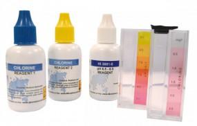 HI3887 Chemischer Testkit Chlor Frei und pH (50/100 Tests)