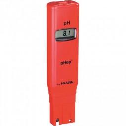 HI98107 pHep® - pH Tester, 2-Punkt Kalibrierung, Messgenauigkeit: ± 0,1 pH