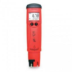 HI98127 pHep®4 - pH/°C-Tester , wasserdicht, Auflösung 0,1 pH, mit Batterie