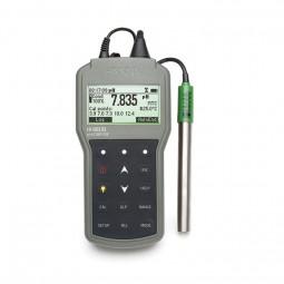 HI98191 Wasserdichtes Handmessgerät für pH/ORP/ISE und Tempertur mit Grafikdisplay