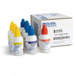 HI93701-T Reagenzien für Photometer Chlor Gesamt niedrig (300 Tests) (Flüssig)