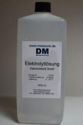 KCl Aufbewahrungslösung 1000 ml