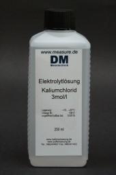 KCl Aufbewahrungslösung 250 ml