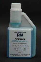 pH 10 blau Pufferlösung 250 ml Dosierflasche