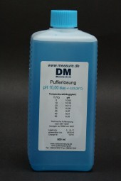 pH 10 blau Pufferlösung 500 ml