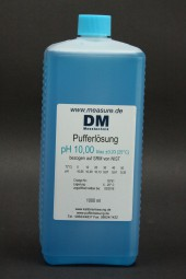 pH 10 blau Pufferlösung 1000 ml