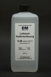Leitwert-Kalibrierlösung 12,88 mS/cm 500 ml