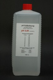 pH 6 Pufferlösung 1000 ml